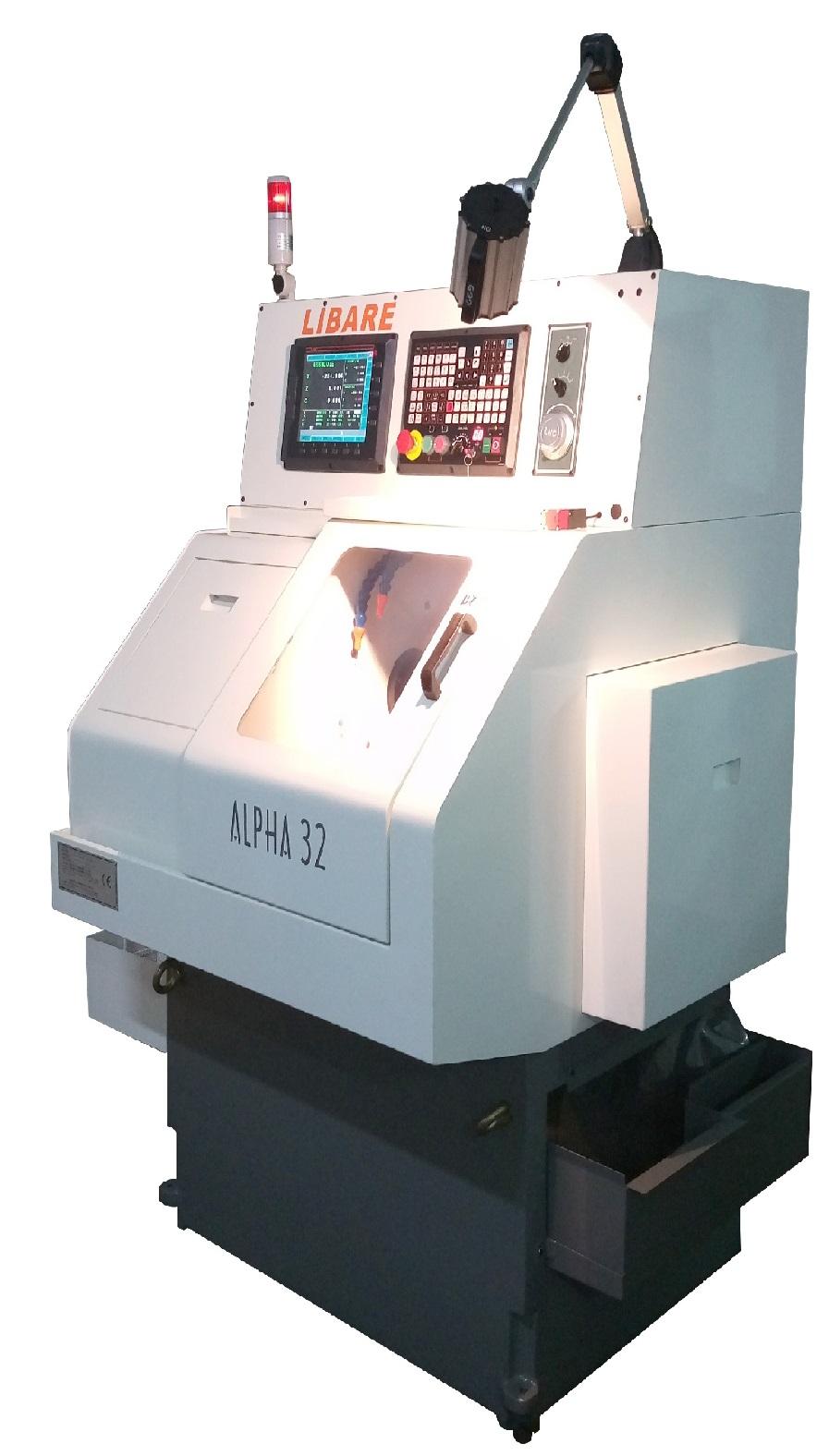 ALPHA 32 CNC GANG TIPI TORNA