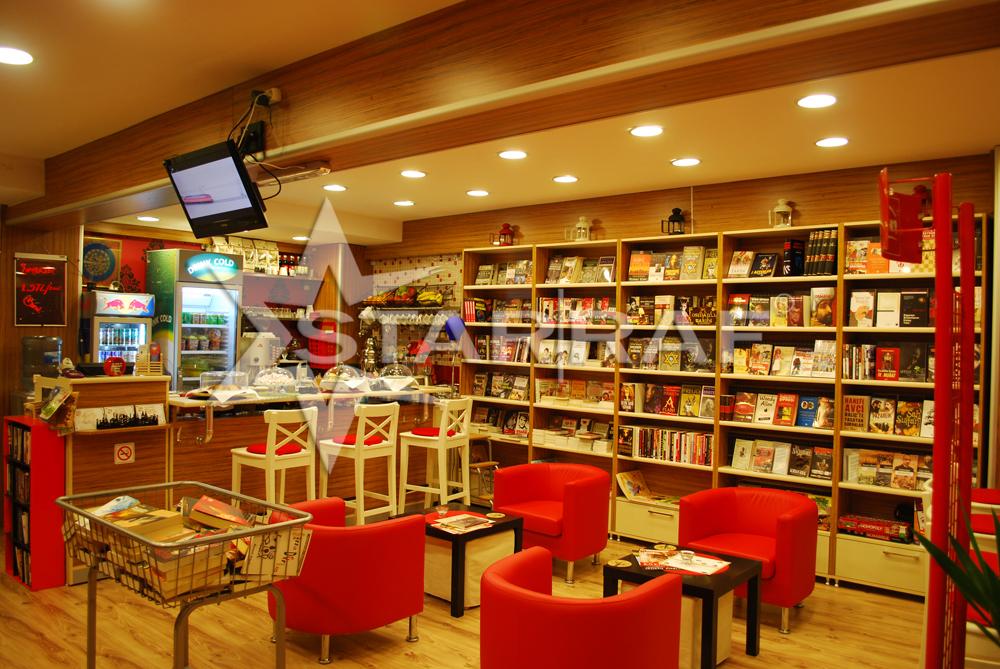 Kitap & Kafe
