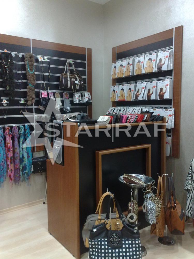 Tekstil Mağazası Bankosu