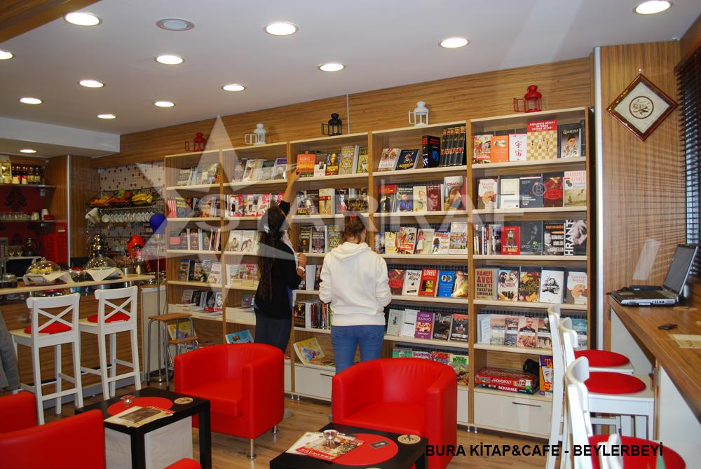 Kitap&Cafe Uygulama