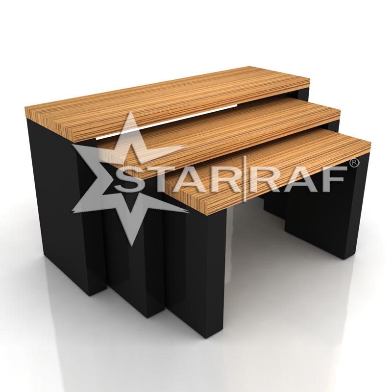 Piramid Stand