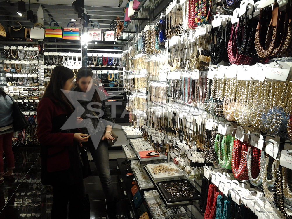 Bijuteri Mağazası(Uzak Işıklar ,Metro City )